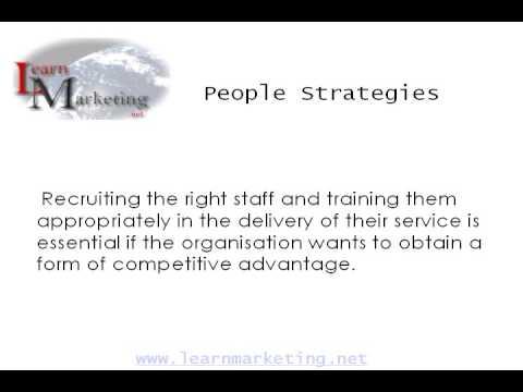 marketing mix services pdf