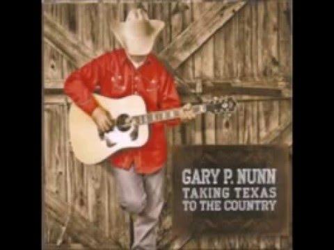 Gary P Nunn   Dear John Letter Lounge