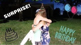 Surprising My Best Friend On Her Birthday **EMOTIONAL**