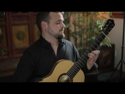 Matt Palmer plays Neil Gow's Lament for the Death of His Second Wife