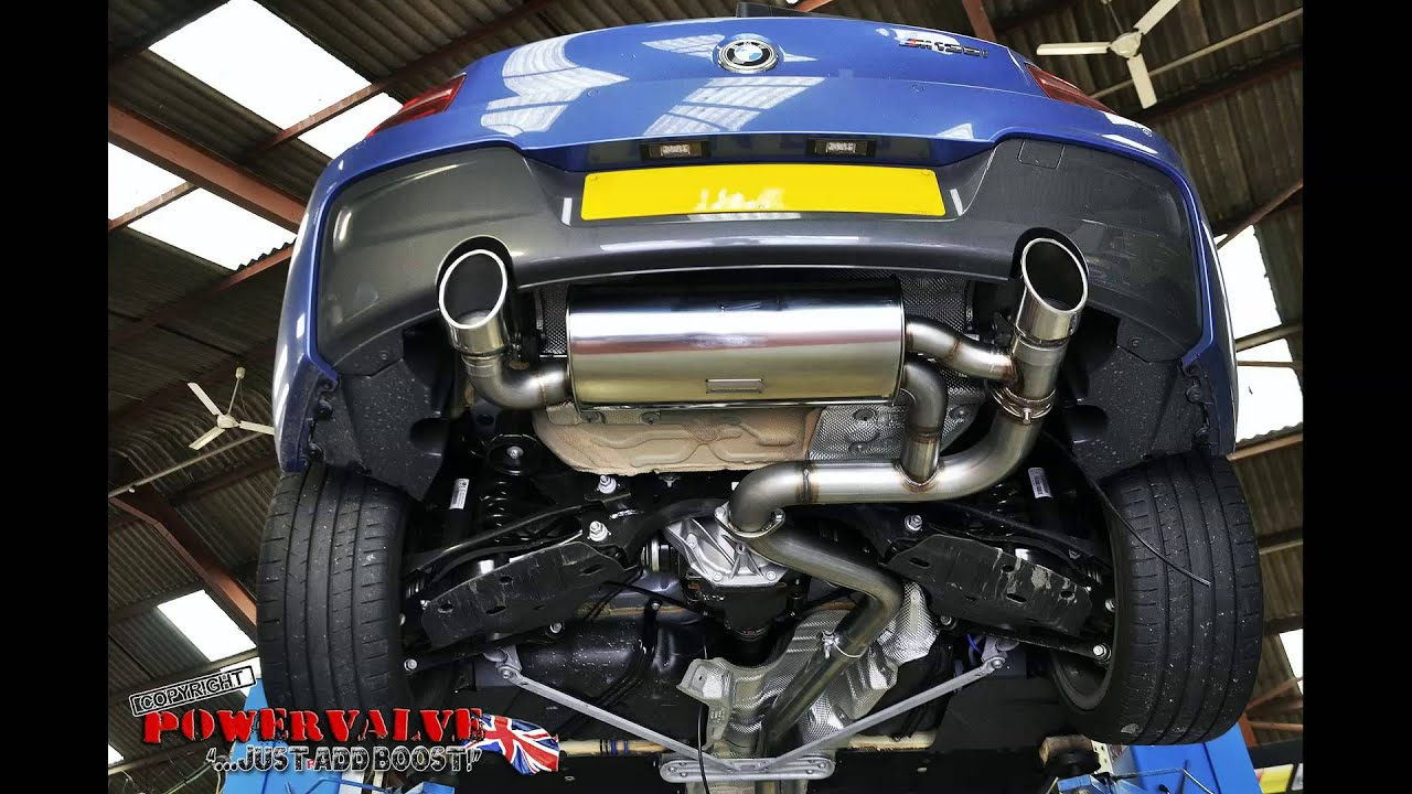 Bmw I Cat Back Exhaust