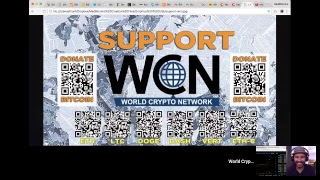 Bitcoin $6629 - Price Going Up - Bitcoin Talk Show (Skype WorldCryptoNetwork)