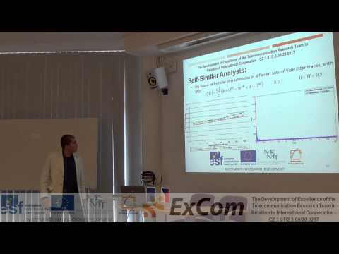 ExCom - QoS Parameters Modeling of Self-similar VOIP Traffic