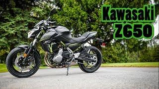 2019 KAWASAKI Z650 REVIEW