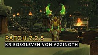 Patch 7.2.5 - Kriegsgleven von Azzinoth als Dämonenjäger Transmoggen