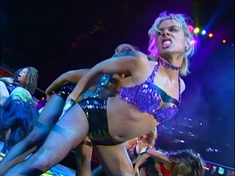 (720pHD): WCW Nitro 01/04/99 - Nitro Girls Segments