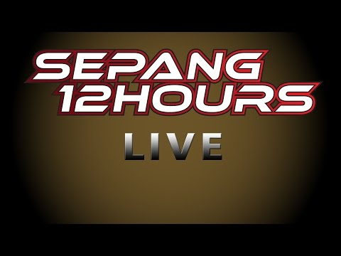 Motul - Sepang 12hrs - Main Race - LIVE - Part 2 - hr 7- End