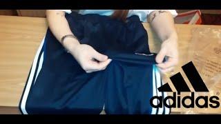 Спортивные штаны из Китая реплика на адидас - обзор и распаковка