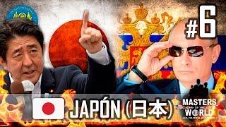 "Masters of the World - Geopolitical Simulator 3 - Japón 06 ""Estrategia Yashima"""