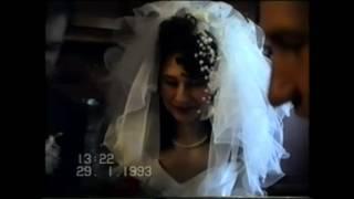 20 лет свадьбы ч.1