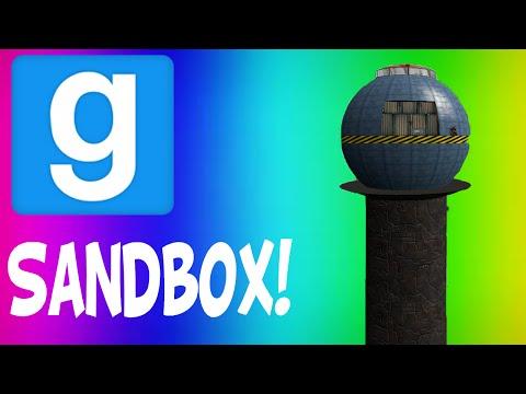 Gmod Sandbox Funny Moments - Views. (Garry's Mod)
