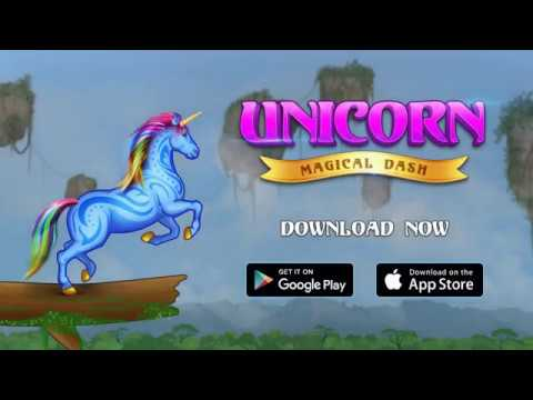 Unicorn Dash - Official Game Play | Android & IOS Trailar