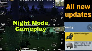 PUBG Mobile 0.9.0 Beta(Tamil)New Update and Night Mode Gameplay