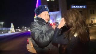 Ночной патруль: Ночная драка девушек в центре Бишкека