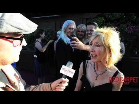 Interview w/ Lin Shaye talks #Insidious at the 41st Annual Saturn Awards #SaturnAwards