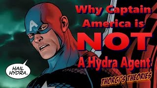 Why Captain America is NOT a Hydra Agent - Thorgi's Theories