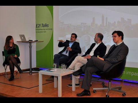 CommUnity Lisbon - E2I Talks: the future of sustainable ener