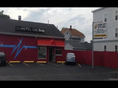 Car Body Repair Shops Manchester NH