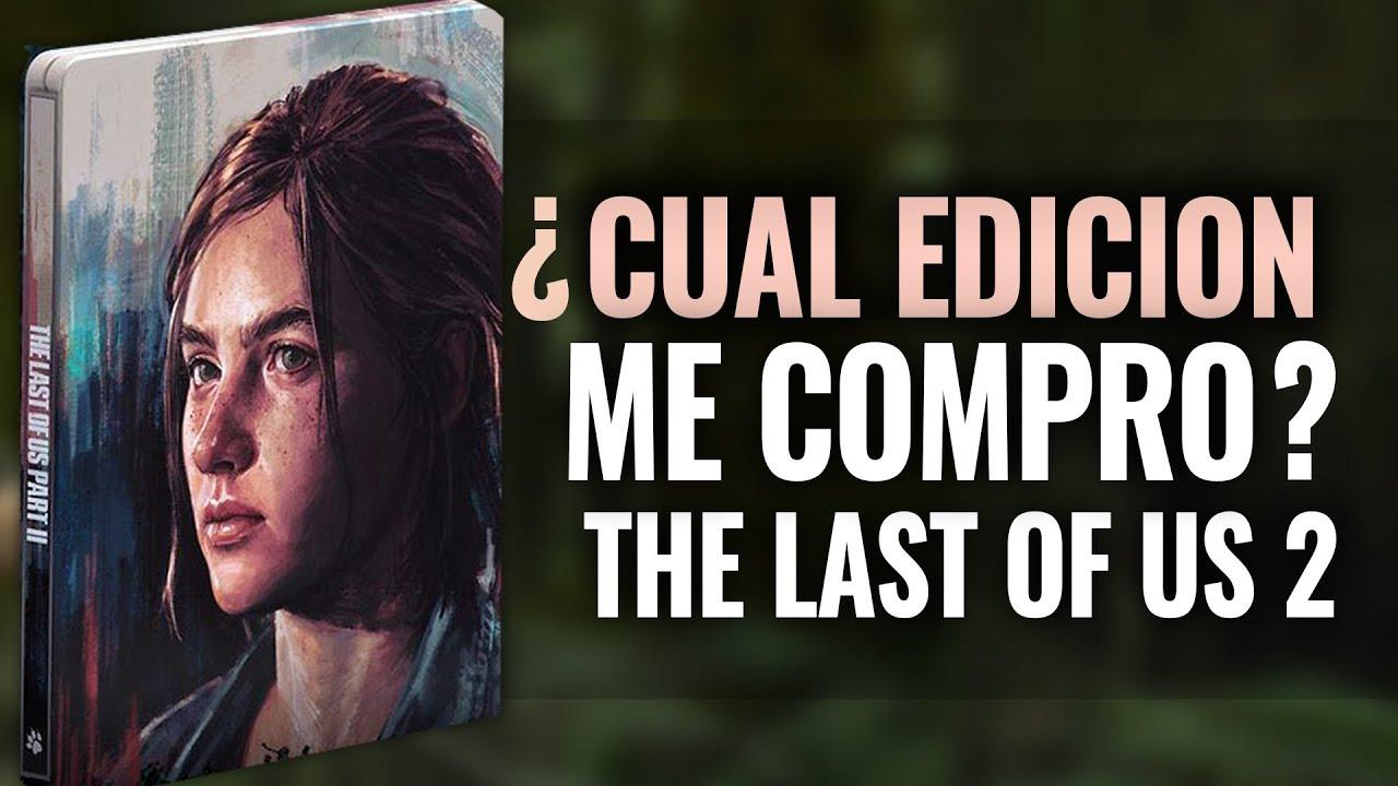 Cual Edición Especial O Coleccionista Comprar En The Last Of Us 2 Youtube
