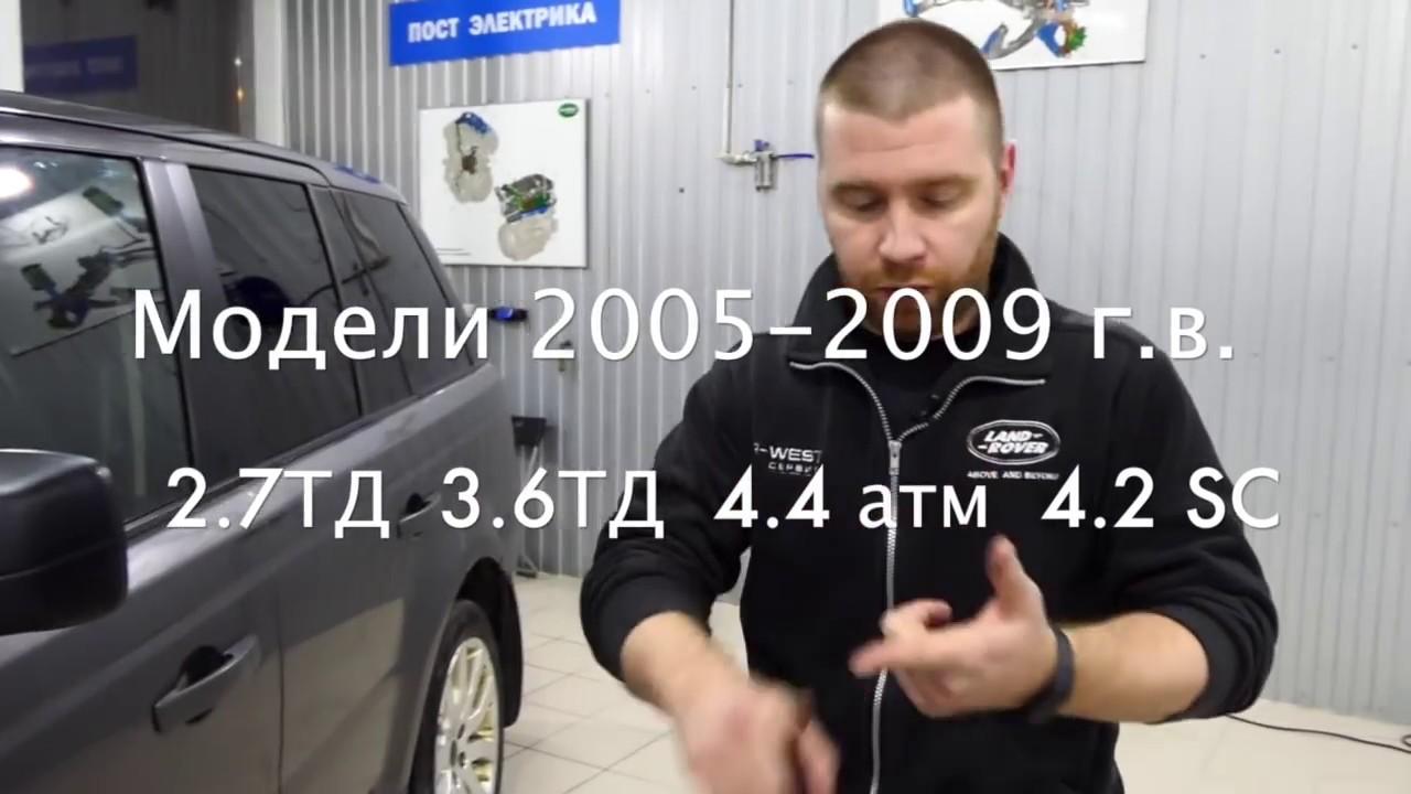 Land Rover - Range Rover Sport. Тест-драйв от GabrialBrothers .