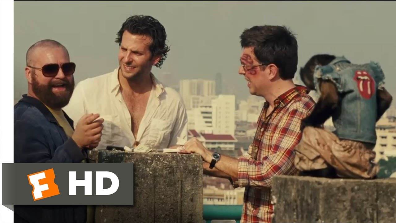 The Hangover Part 2 Official Trailer #2 (2011) HD