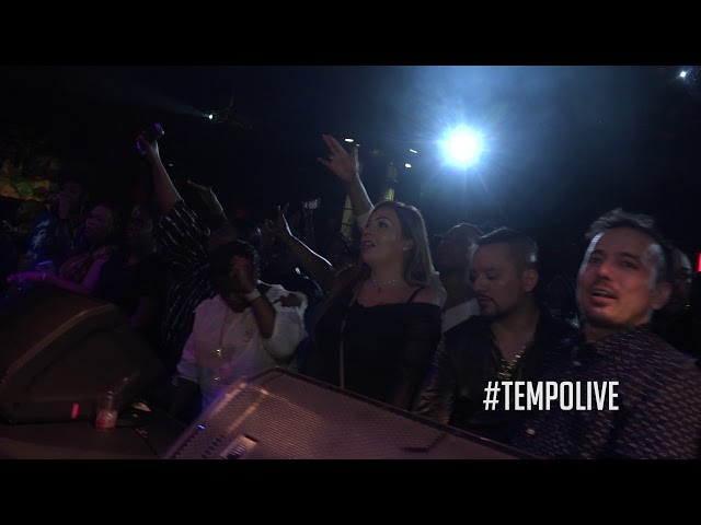 #TEMPOLIVE Presents