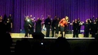 My aintie Erica singing.AVI