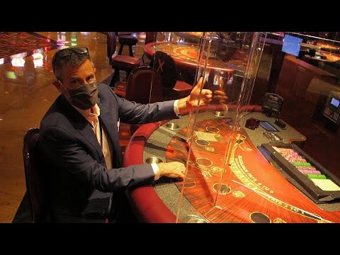 شاهد: خمسة كازينوهات تعيد فتح أبوابها أمام المقامرين في نيوجيرسي…  - نشر قبل 7 ساعة