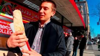 Тбилиси. Низкое давление. МакШаурма