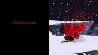 Repeat youtube video Red Like Roses Part II by Jeff Williams (feat. Casey Lee Williams & Sandra Casey) with Lyrics