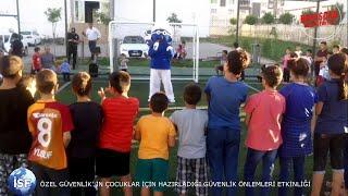 Barışcan Animasyonları; Özel İSF Güvenlik'in Çocuklar'a Güvenlik Önlemleri / Serin Yapı