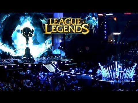 видео: Финал третьего сезона league of legends. Репортаж из Лос-Анджелеса 1080p