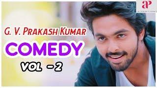 G V Prakash Kumar Comedy Scenes | Vol 2 | Kadavul Irukaan Kumaru | Darling | Tamil Comedy Scenes
