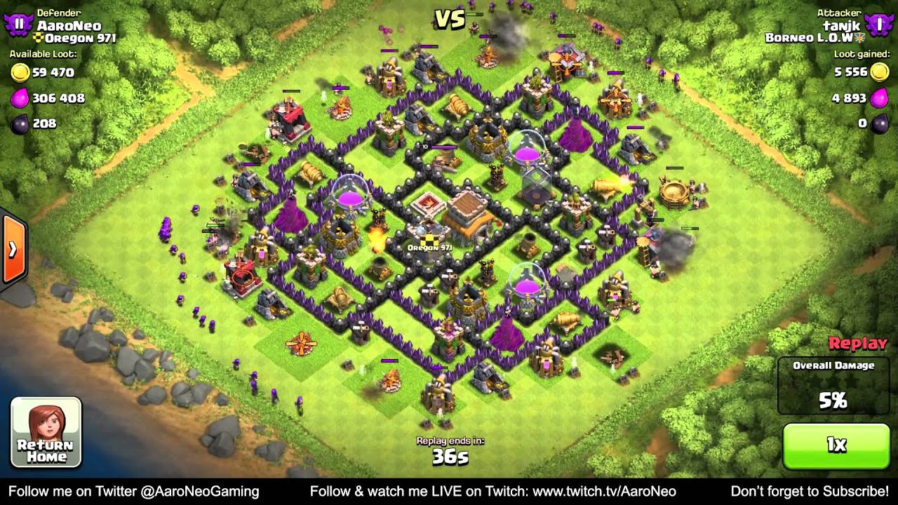 how to make a defensive base in clash of clans