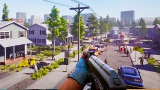 Most Ambitious Open World Co-op Zombie Survival Game?