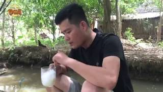 Ăn thử Dừa Sáp xem có gì ngon mà giá tiền bằng 150 trái dừa bình thường?