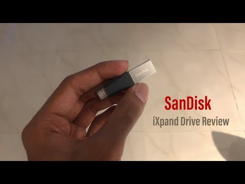 SanDisk iXpand Drive Review: On its way to become perfect!