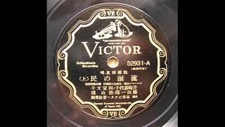 石倉小三郎 ; 訳詩 橋本国彦 ; 編曲 78rpm / Victor - 52931(5802/3), r...