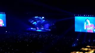 When I was your man - Bruno Mars en Lima