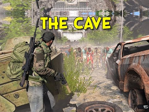 THE CAVE! -