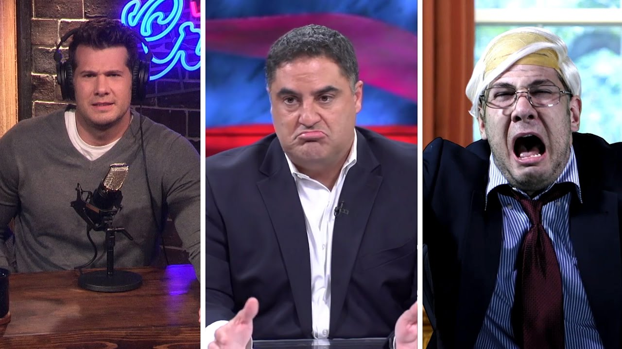 tyt-s-hilarious-bernie-sanders-delusion-louder-with-crowder