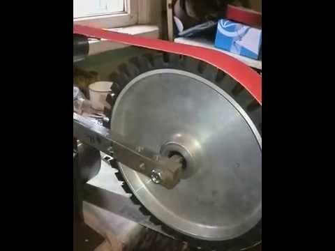 гриндер и контактное колесо