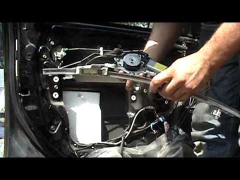 Hqdefault on Dodge Dakota Window Regulator Installation