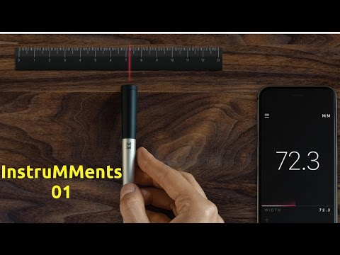 InstruMMents 01 - This Device  can act as both Pen and Dimensioning instrument. | QPT