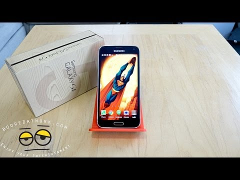 Samsung Galaxy S5 Review- Simple Refinement!!!