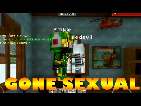 Pixel Gun 3D - Dating GONE SEXUAL