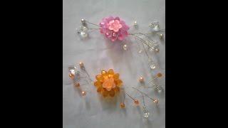 Bros Bunga Cantik Dari Akrilik