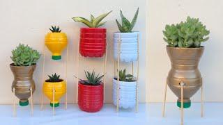 Decoração com Reciclagem Para Casa e Jardim