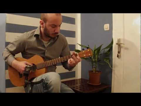Amazing Grace (ukulele fingerstyle)