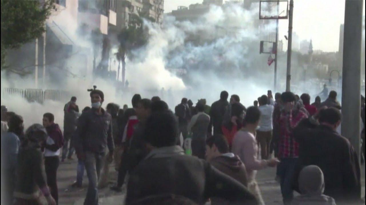 Чрезвычайное положение в Египте